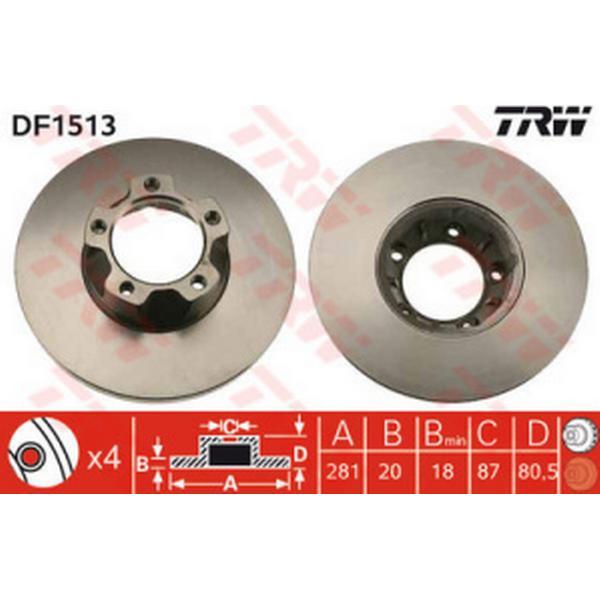 TRW DF1513