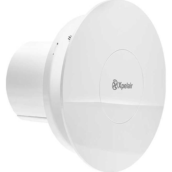 Xpelair Ventilator Simply Silent Contour C4 Round