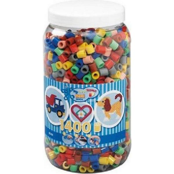 Hama Maxi Beads in Tub 8543