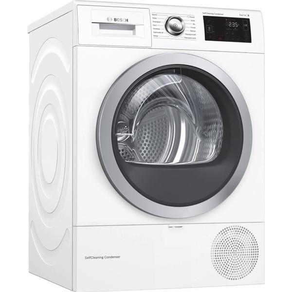 Bosch WTU876B9SN Hvid