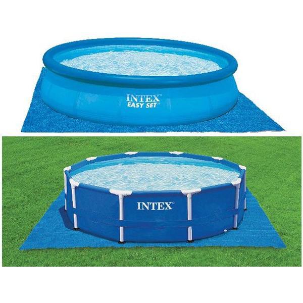 Intex Pool Bunddækken 4.72m