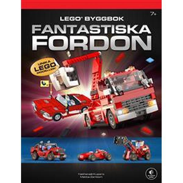Lego byggbok: fantastiska fordon (Häftad, 2017)