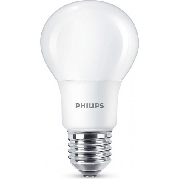 Philips LED Lamp 5.5W E27 2 Pack