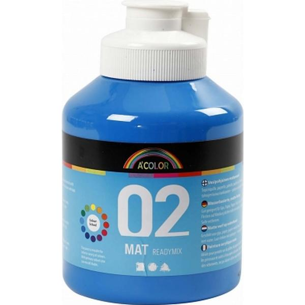 A Color Matt Readymix Primary Blue 500ml