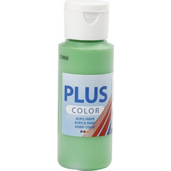 Plus Acrylic Paint Bright Green 60ml