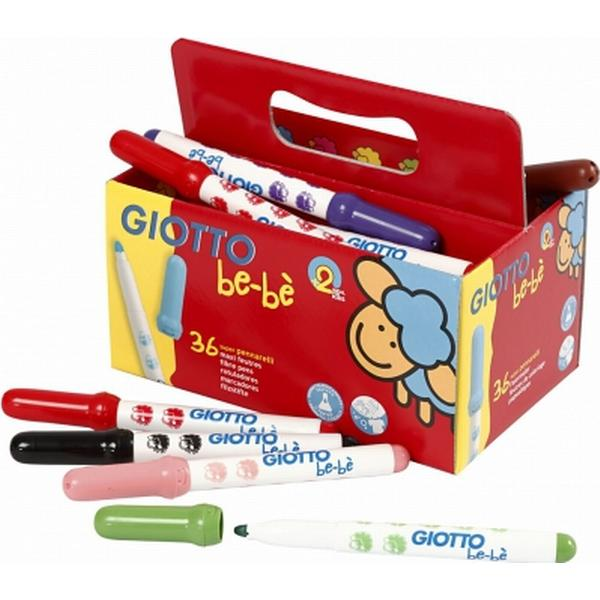 Giotto Be-Bè Colored Pen 36-pack