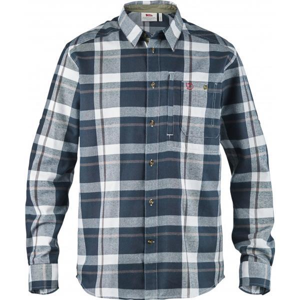 Fjällräven Fjällglim Shirt - Dark Blue