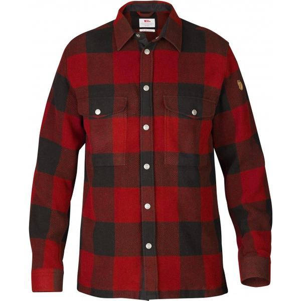 Fjällräven Canada Shirt Red