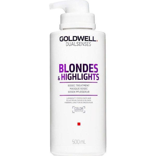Goldwell Dualsenses Blondes & Highlights 60sec Treatment 500ml