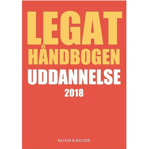 Legathåndbogen uddannelse (Årgang 2018), Hæfte