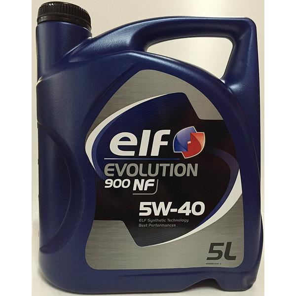 Elf Evolution 900 NF 5W-40 Motorolie