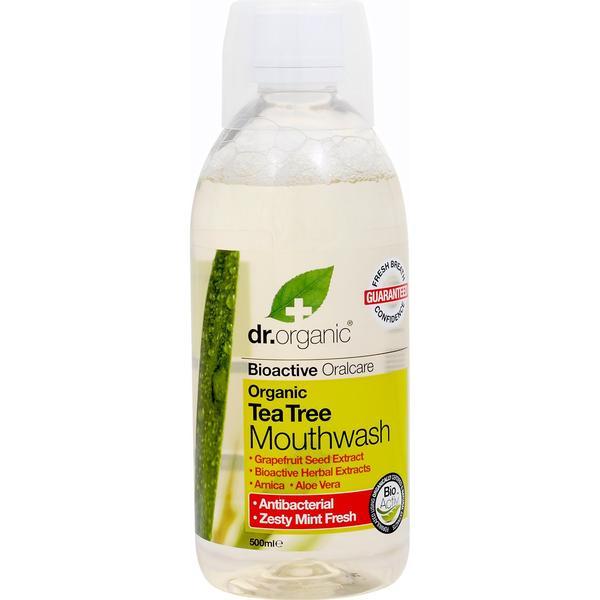 Dr. Organic Tea Tree 500ml