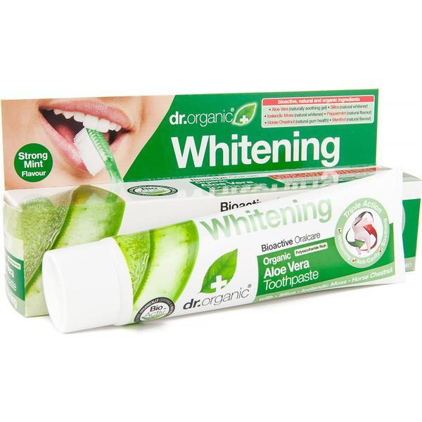 Dr. Organic Organic Aloe Vera Toothpaste 100ml