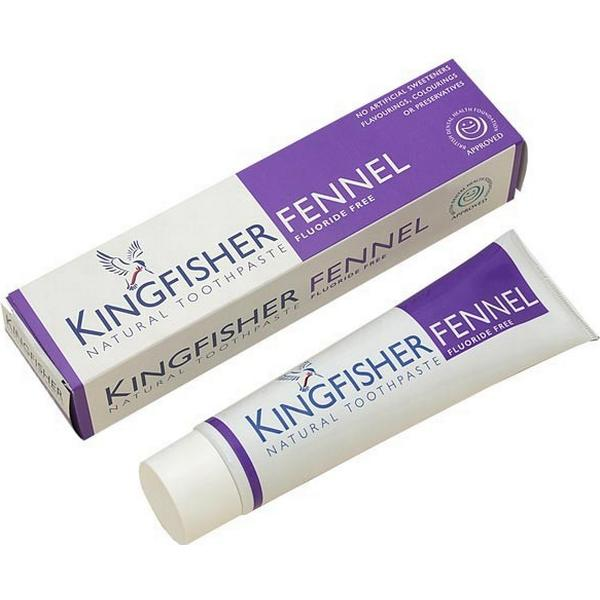 Kingfisher Fennel Fluoride Free Toothpaste 100ml