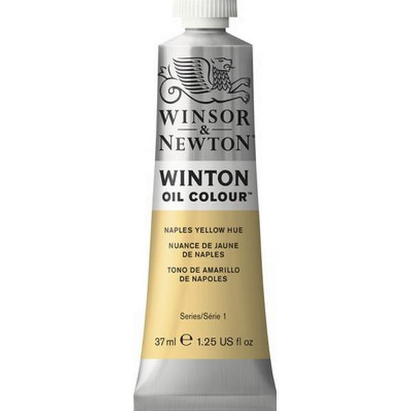Winsor & Newton Winton Oil Color Naples Yellow Hue 422 37ml