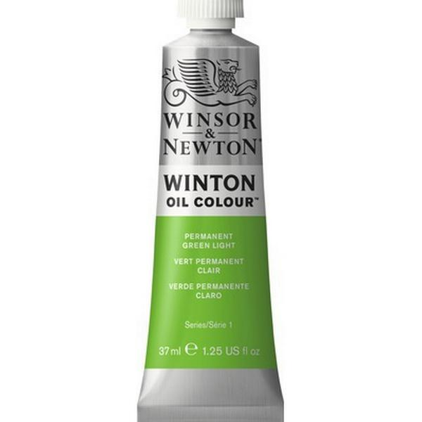 Winsor & Newton Winton Oil Color Permanent Green Light 483 37ml