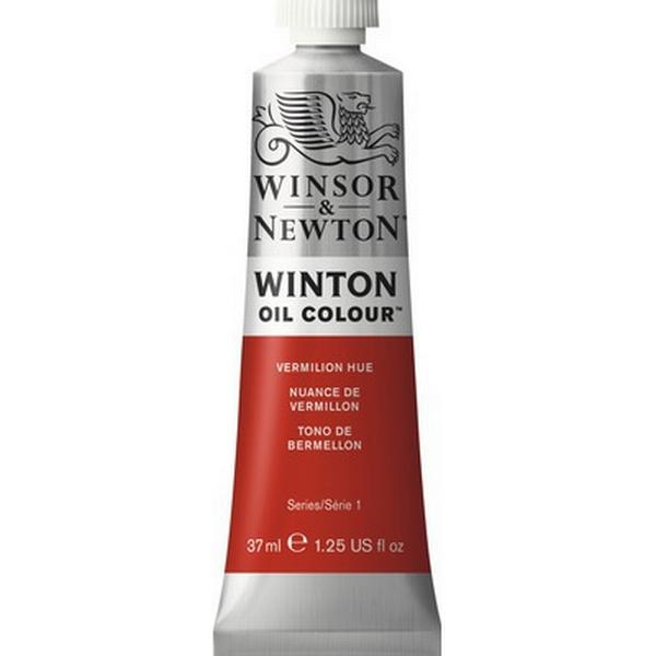 Winsor & Newton Winton Oil Color Vermilion Hue 682 37ml