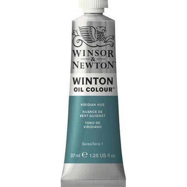 Winsor & Newton Winton Oil Color Viridian Hue 696 37ml