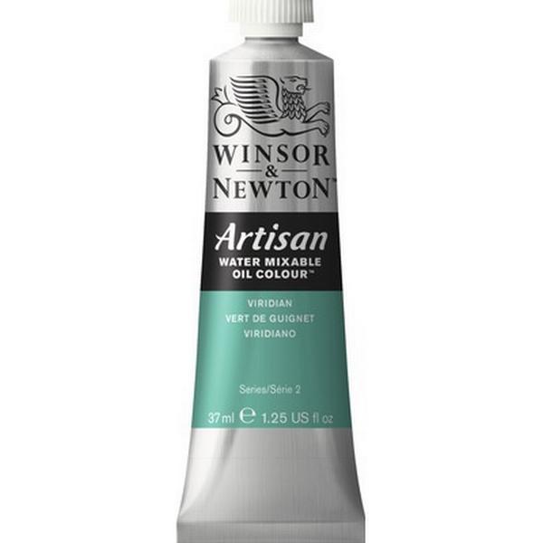 Winsor & Newton Artisan Water Mixable Oil Color Viridian 692 37ml