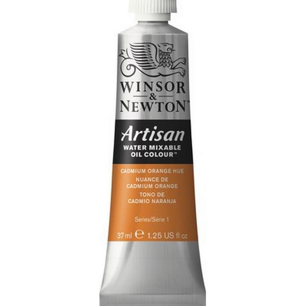Winsor & Newton Artisan Water Mixable Oil Color Cadmium Orange Hue 90 37ml