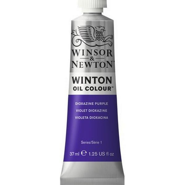 Winsor & Newton Winton Oil Color Dioxazine Purple 229 37ml