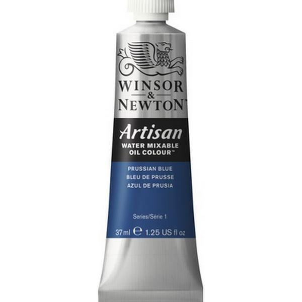 Winsor & Newton Artisan Water Mixable Oil Color Prussian Blue 538 37ml