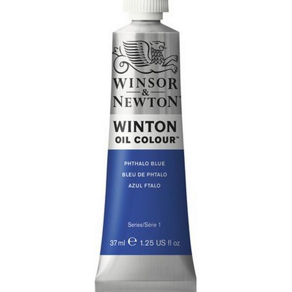 Winsor & Newton Winton Oil Color Phthalo Blue 516 37ml