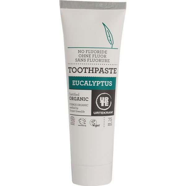 Urtekram Eucalyptus Organic Toothpaste 75ml