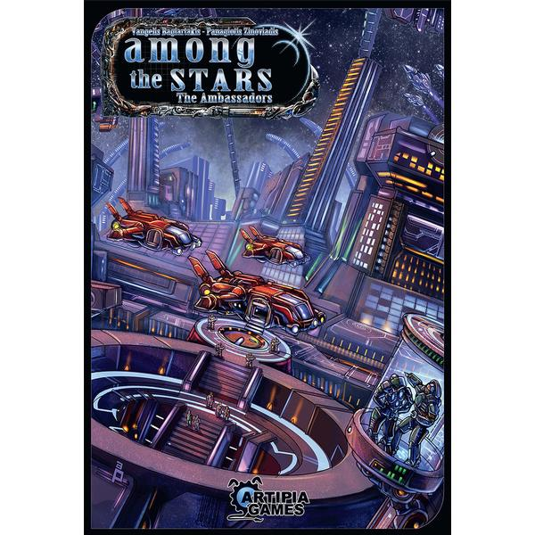 Stronghold Games Among the Stars: The Ambassadors
