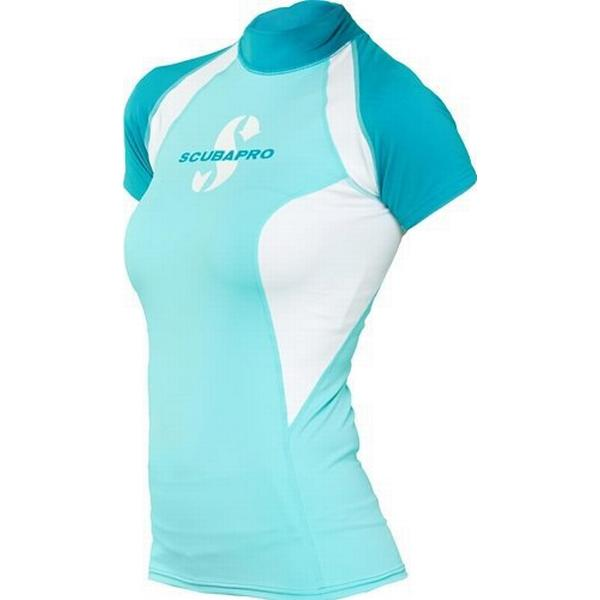 Scubapro Upf 80 T Flex Rash Guard Short Sleeves Top W