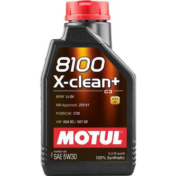 Motul 8100 X-Clean 5W-30 Motor Oil