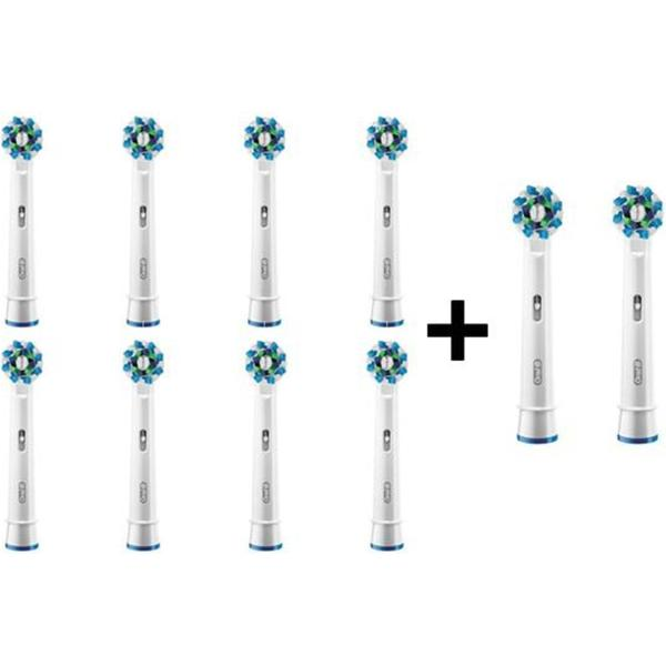 Oral-B CrossAction 10-pack