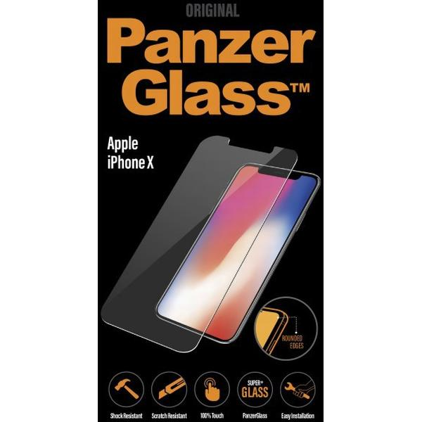 PanzerGlass Skærmbeskyttelse (iPhone X)