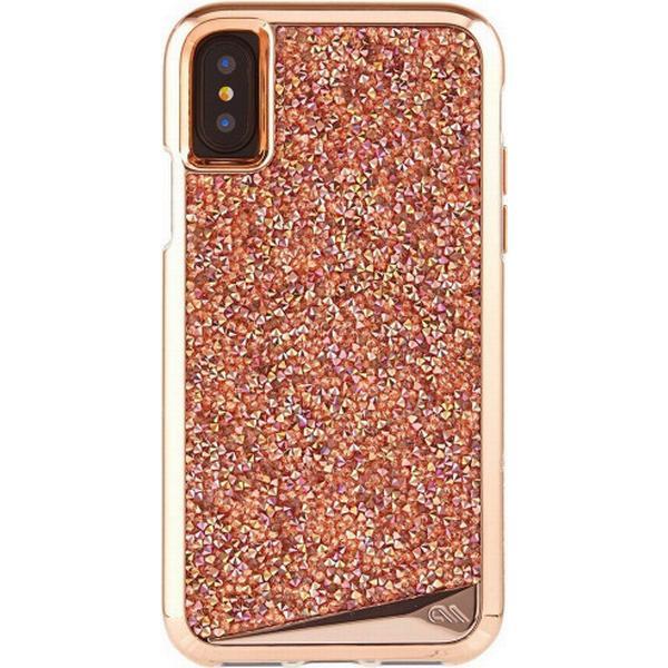 Case-Mate Brilliance Rose Gold Case (iPhone X)
