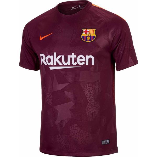 Nike Barcelona FC Stadium Third Jersey 17/18 Youth