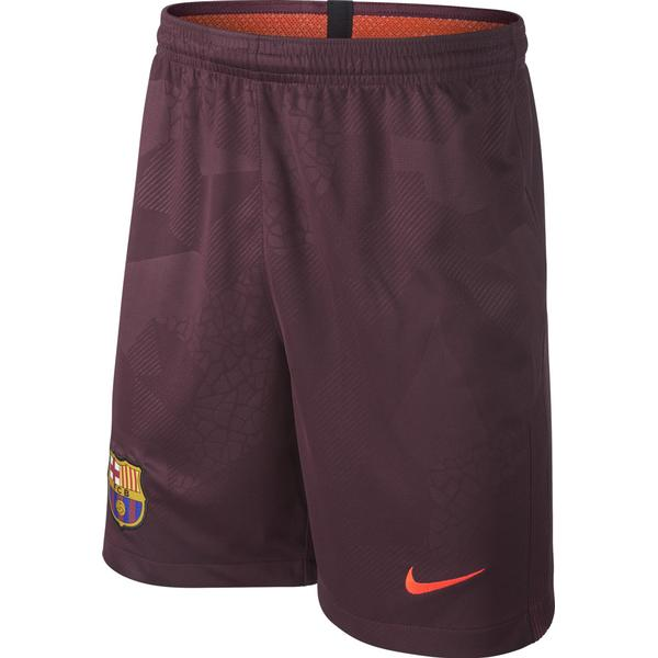 Nike Barcelona FC Stadium Third Shorts 17/18 Youth