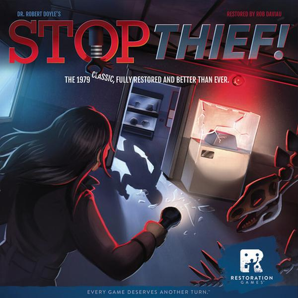 Restoration Games Stop Thief!
