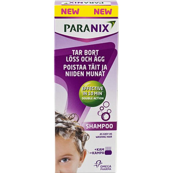 Omega Pharma Paranix Shampoo 200ml