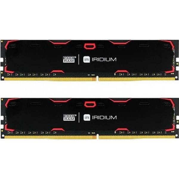 GOODRAM Iridium Black DDR4 2400MHz 2x8GB (IR-2400D464L15S/16GDC)