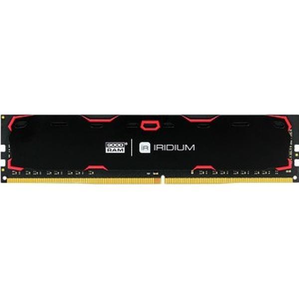 GOODRAM Iridium Black DDR4 2400MHz 4GB (IR-2400D464L15S/4G)