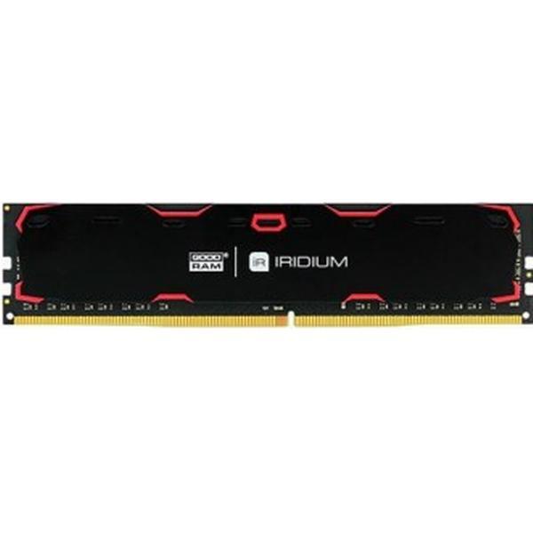 GOODRAM Iridium Black DDR4 2133MHz 4GB (IR-2133D464L15S/4G)