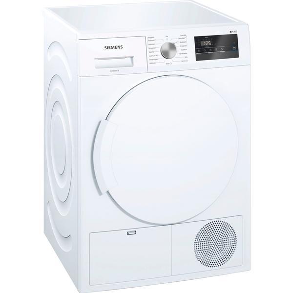 Siemens WT43H2E8DN Hvid