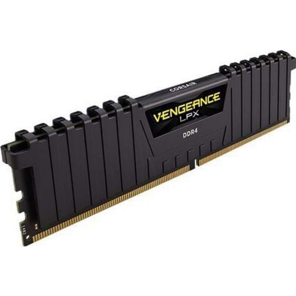 Corsair Vengeance LPX Black DDR4 2400MHz 8GB (CMK8GX4M1D2400C14)