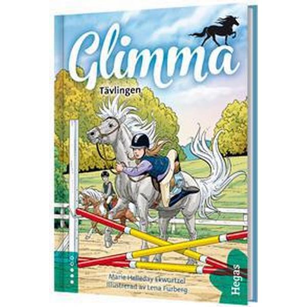 Glimma. Tävlingen (Inbunden, 2017)