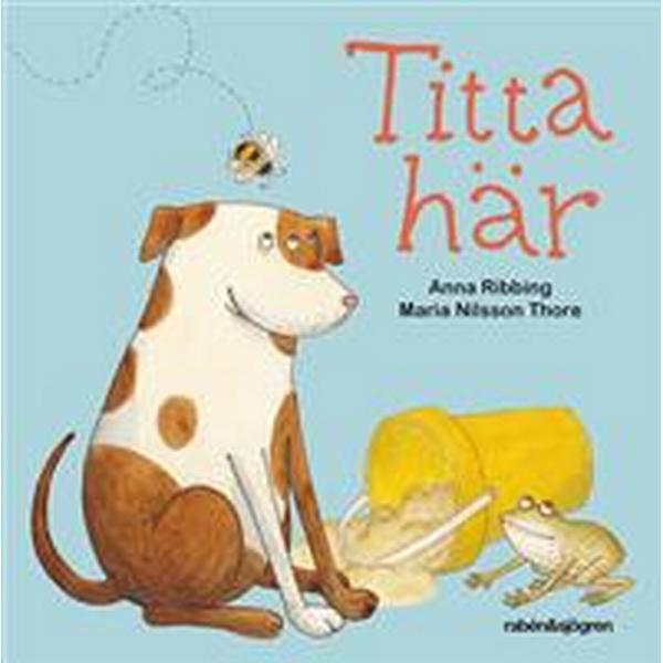Titta här (Board book, 2017)