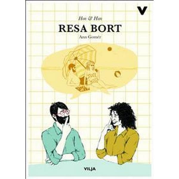 Resa bort (Ljudbok/CD + bok) (Ljudbok CD, 2017)