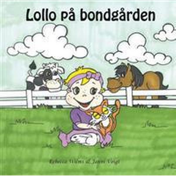 Lollo på bondgården: en pekbok med babytecken (Board book, 2017)