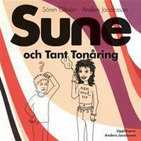 Sune och Tant Tonåring (Ljudbok nedladdning, 2016)