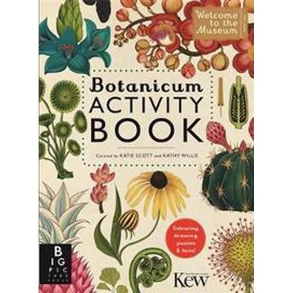 Botanicum activity book (Pocket, 2017)