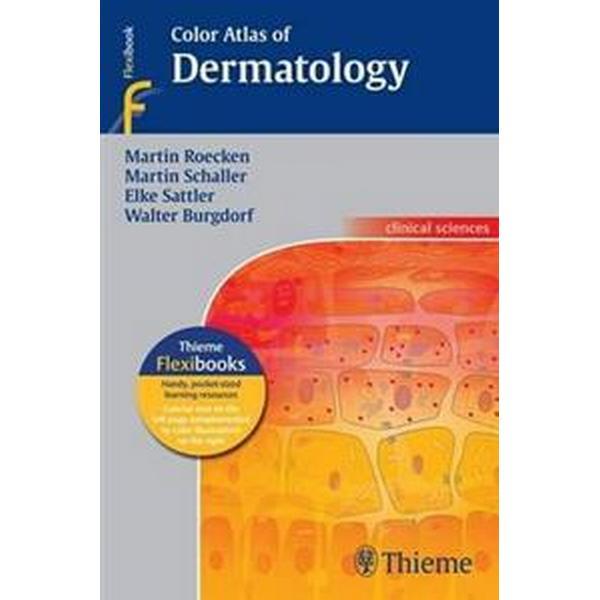Color Atlas of Dermatology (Pocket, 2012)